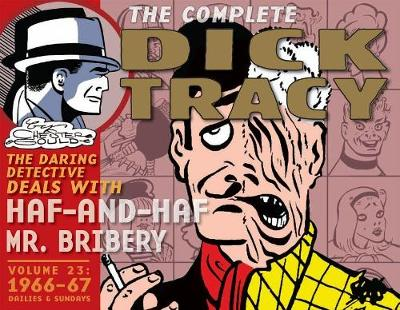 Complete Chester Gould's Dick Tracy, Vol. 23 by Chester Gould