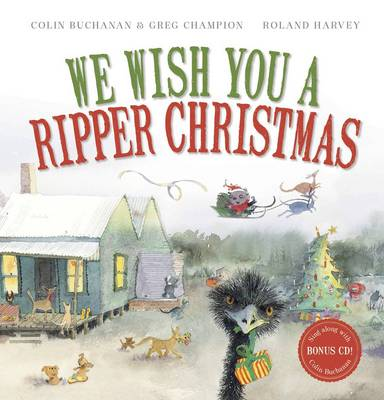 We Wish You Ripper Christmas book