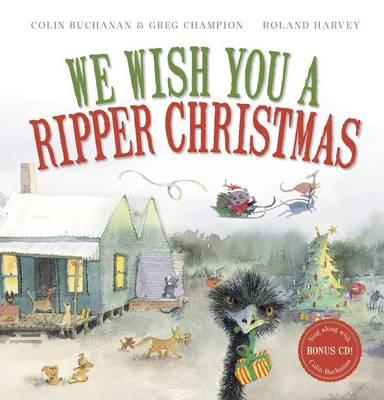 We Wish You Ripper Christmas by Colin Buchanan