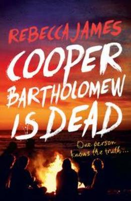 Cooper Bartholomew is Dead book