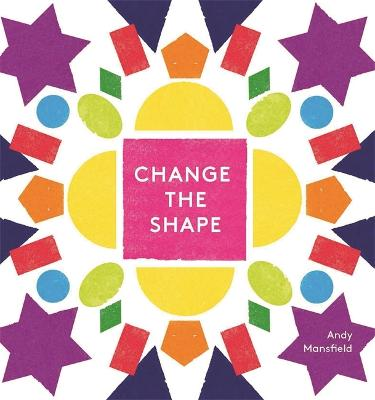 Change the Shape book
