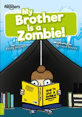 My Brother is a Zombie! book