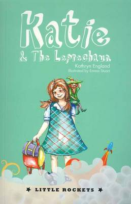 Katie and The Leprechaun book