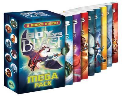 Boy vs Beast Mega Pack (#1-8) by Mac Park