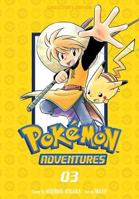 Pokemon Adventures Collector's Edition, Vol. 3 by Mato