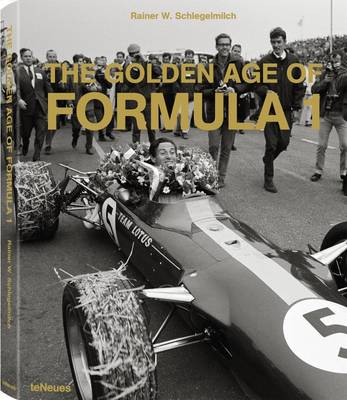 Golden Age of Formula 1 (small format) by ,Rainer Schelgelmilch