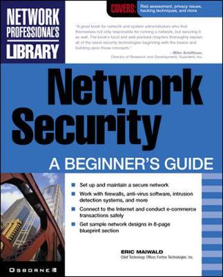 Network Security: A Beginner's Guide by Eric Maiwald