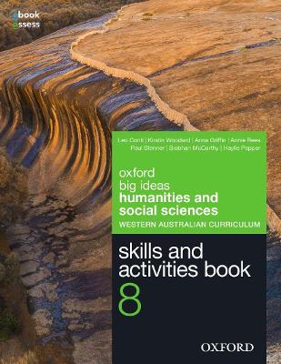 Big Ideas Humanities & Social Sciences 8 WA Curriculum Skills & Activities Book by Leo Conti