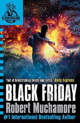 CHERUB: Black Friday by Robert Muchamore
