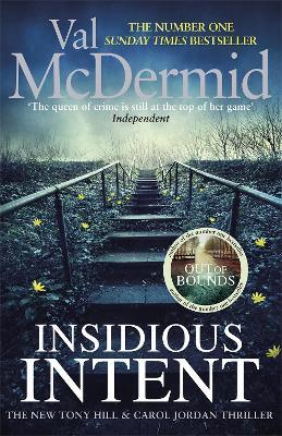 Insidious Intent book