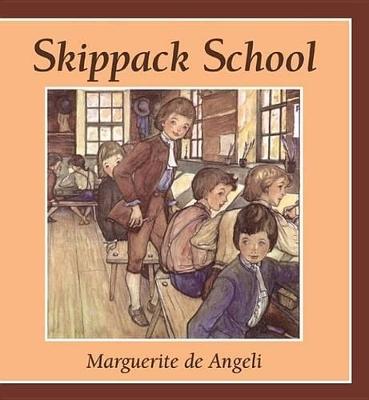Skippack School by Marguerite de Angeli
