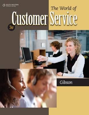 The World of Customer Service book