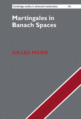 Martingales in Banach Spaces by Gilles Pisier