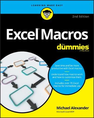 Excel Macros for Dummies, 2nd Edition book