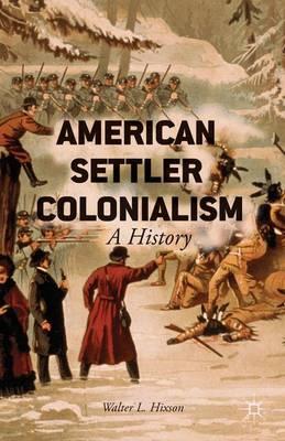 American Settler Colonialism book