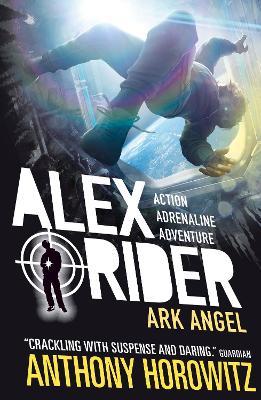 Ark Angel book