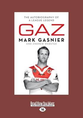 Gaz by Mark Gaznier and Andrew Webster