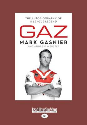 Gaz by Mark Gaznier and Andrew Webster
