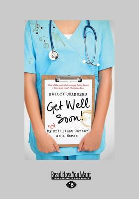 Get Well Soon! book