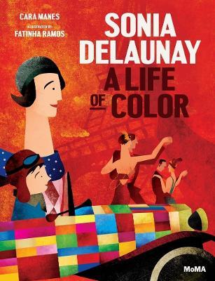 Sonia Delaunay by Cara Manes