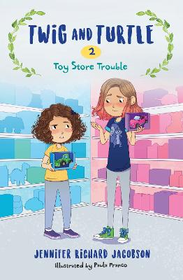 Twig and Turtle 2: Toy Store Trouble book