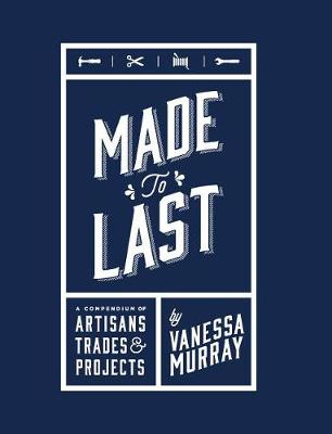 Made to Last by Vanessa Murray