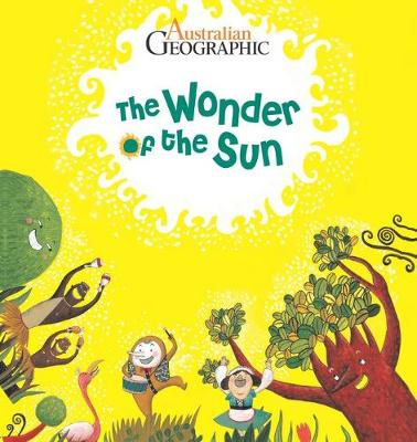 Wonder of the Sun book