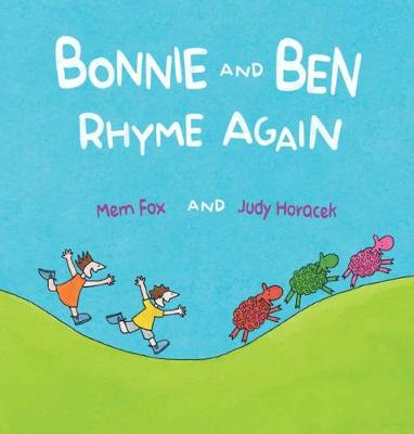 Bonnie and Ben Rhyme Again book