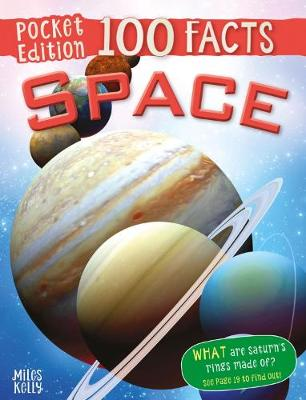 100 Facts Space Pocket Edition by Becklake Sue