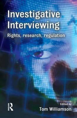 Investigative Interviewing by Tom Williamson