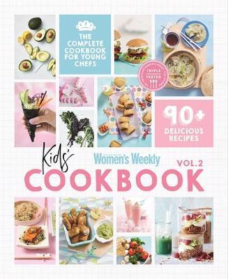 Kids' Cookbook Volume 2 by The Australian Women's Weekly