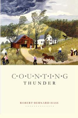 Counting Thunder by Robert Bernard Hass