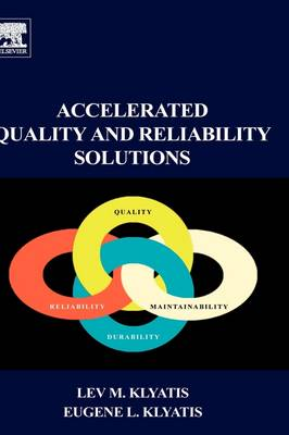 Accelerated Quality and Reliability Solutions book
