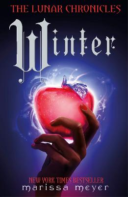 Winter (The Lunar Chronicles Book 4) book