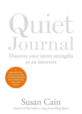 Quiet Journal book