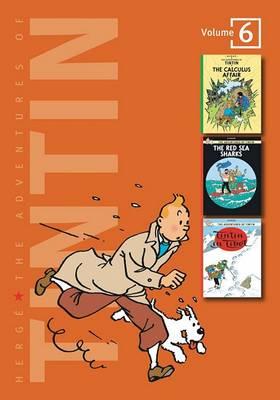 Adventures of Tintin 6 Complete Adventures in 1 Volume book