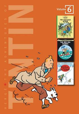 Adventures of Tintin 6 Complete Adventures in 1 Volume by Herge Herge