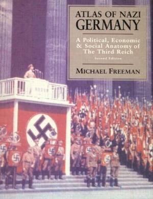Atlas of Nazi Germany book