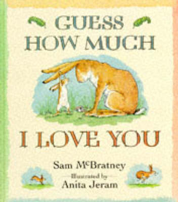 Guess How Much I Love You Book Chart book