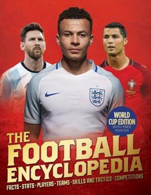 Football Encyclopedia 2018 Ed book