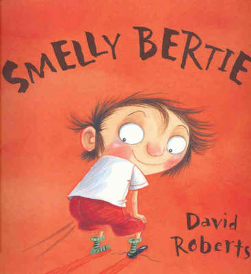 Smelly Bertie book