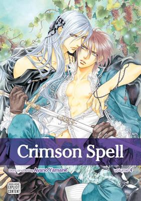 Crimson Spell, Vol. 4 by Ayano Yamane