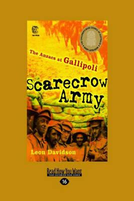 Scarecrow Army book