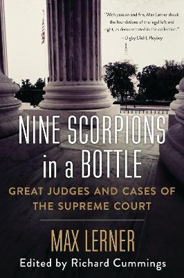 Nine Scorpions in a Bottle book