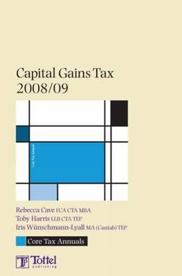 Capital Gains Tax: Tax Annual: 2008-2009 by Mark McLaughlin