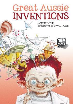Great Aussie Inventions book