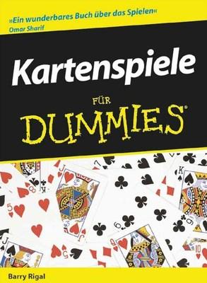 Kartenspiele Fur Dummies by Barry Rigal