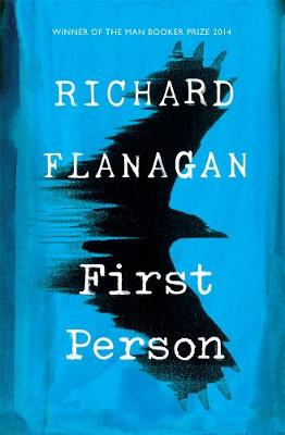 First Person book