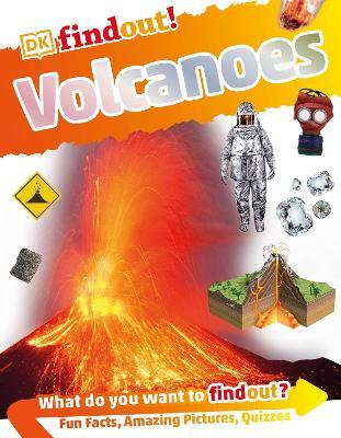 Volcanoes by DK