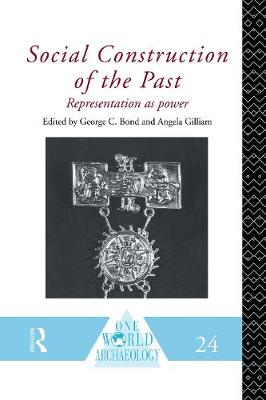 Social Construction of the Past book